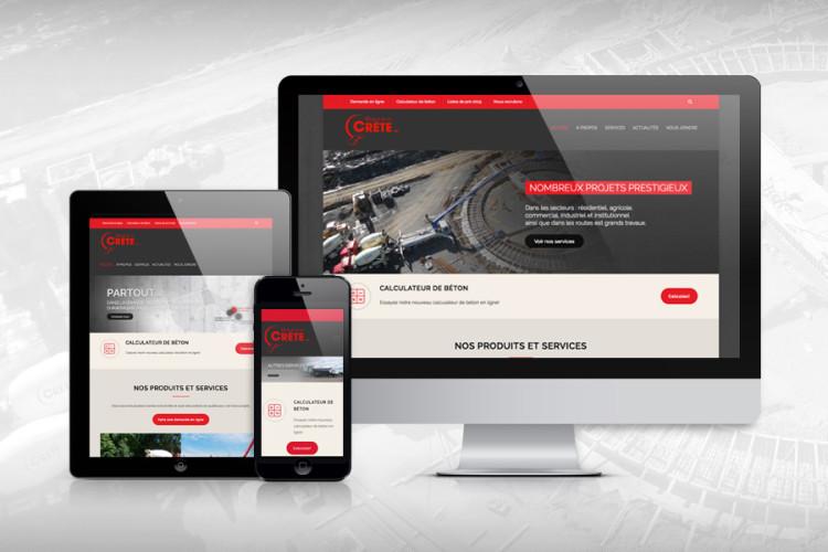 Bienvenue sur notre nouveau site!